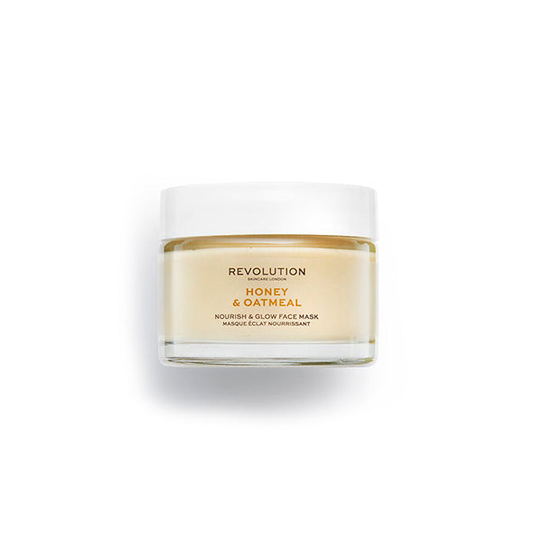 Revolution Honey & Oatmeal Nourish & Glow Face Mask