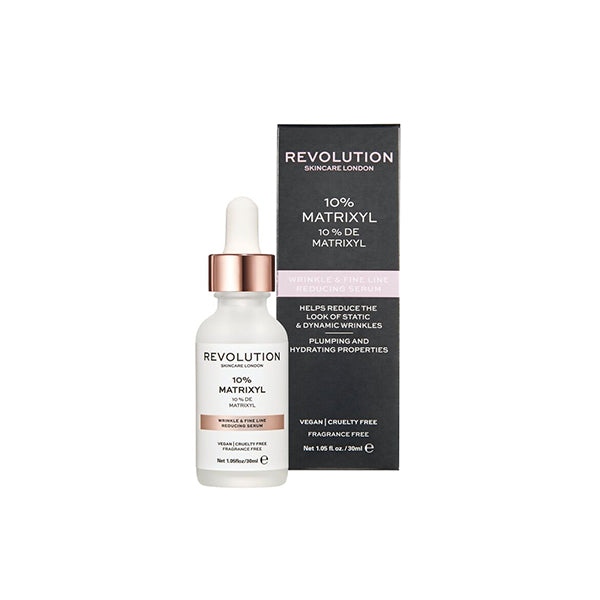 Revolution Wrinkle & Fine Line Reducing Serum - 10% Matrixyl