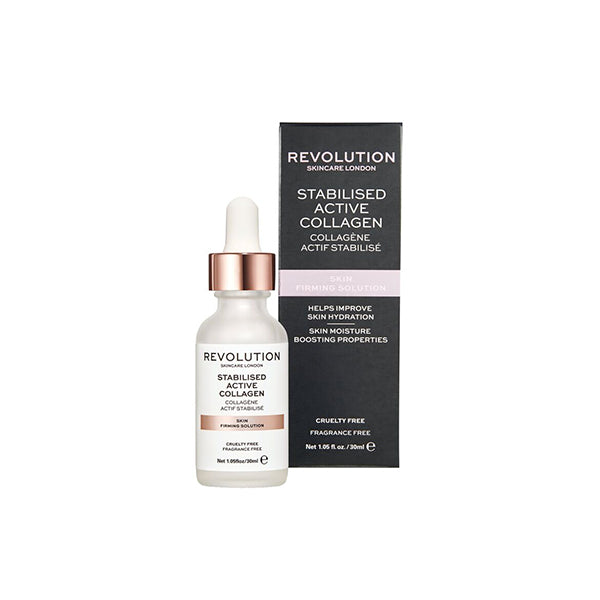Revolution Skin Firming Solution - Stabilised Active Collagen
