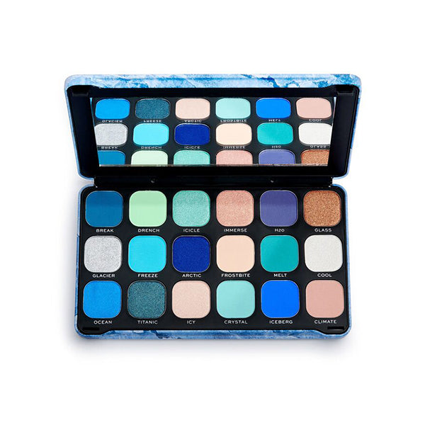 Revolution Forever Flawless Eyeshadow Palette - Ice
