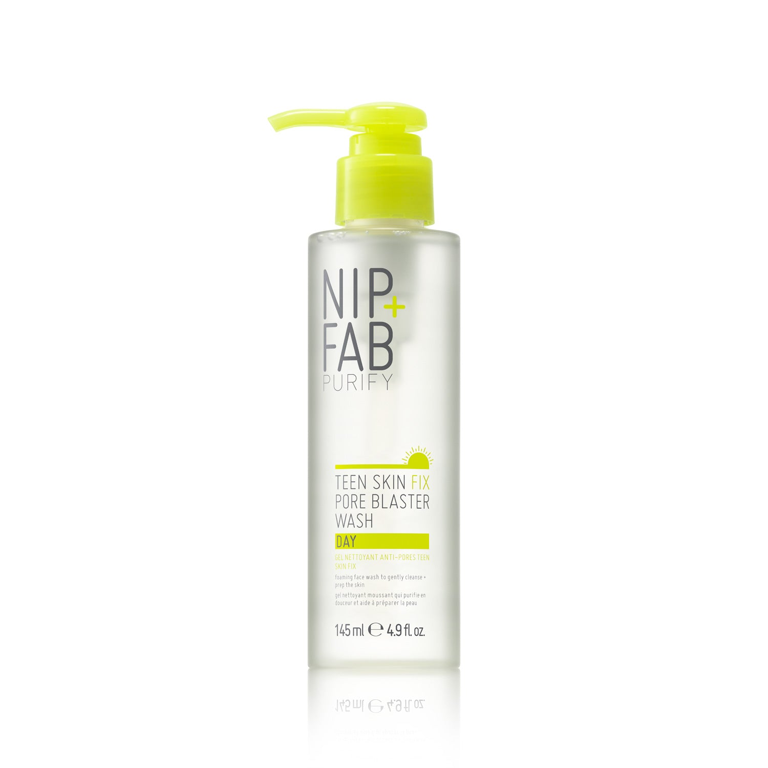 Nip+Fab Teen Skin Fix Jelly Wash Day