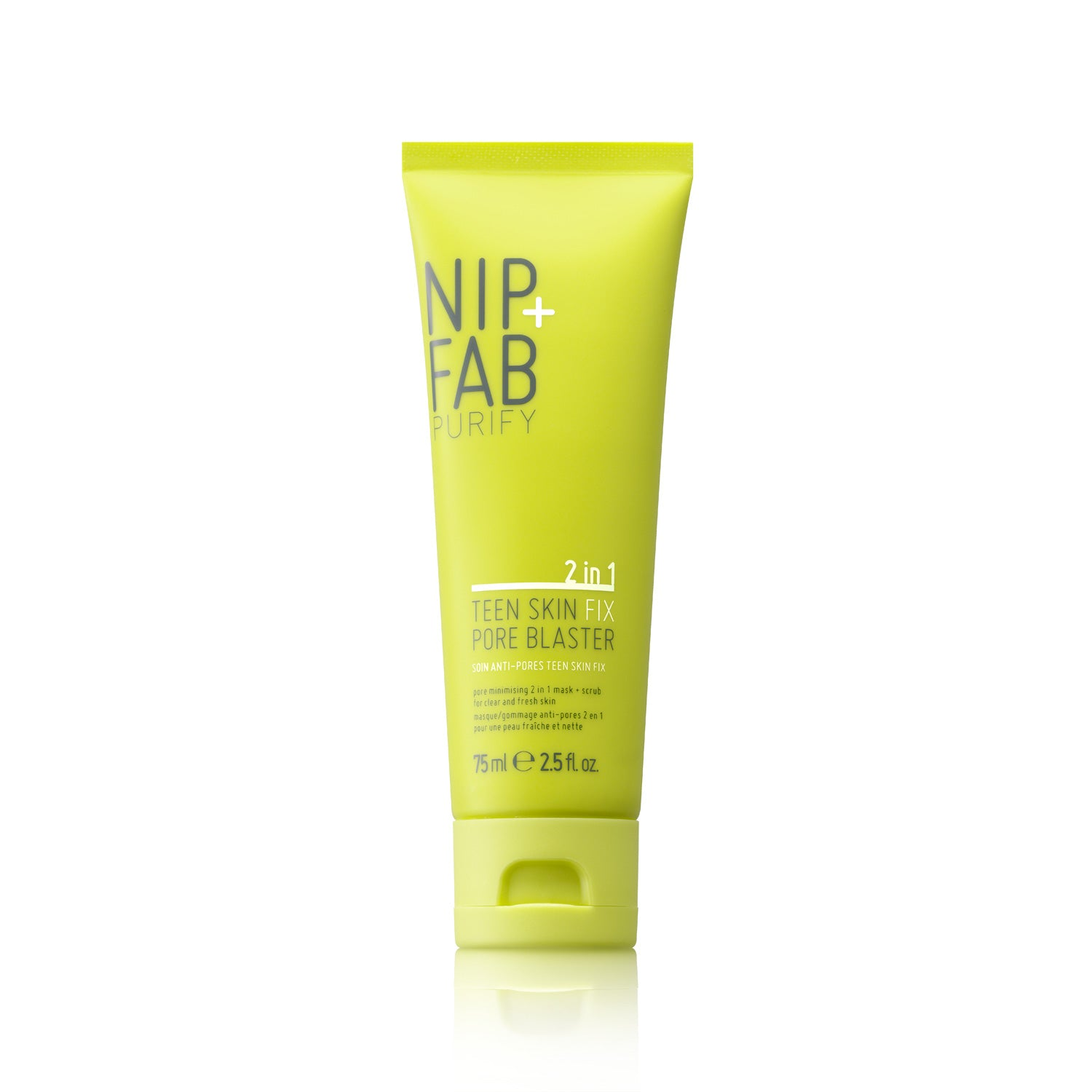 Nip+Fab Teen Skin Fix Mask & Scrub
