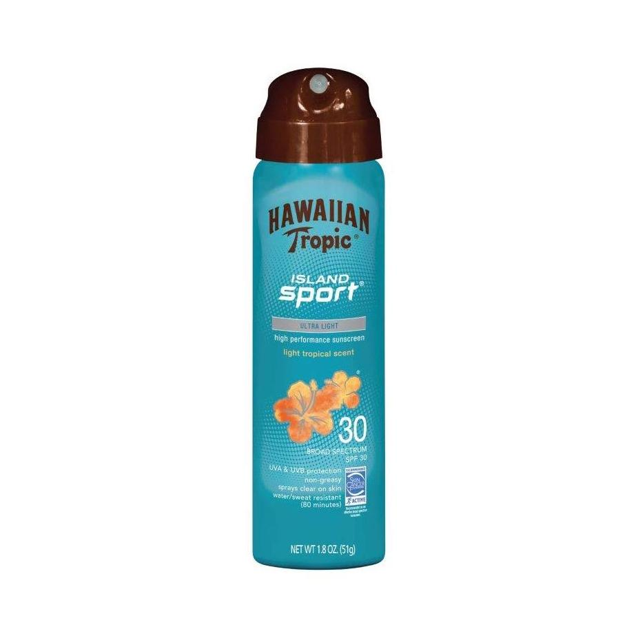 Hawaiian Tropic Island Sport Continuous Spray SPF 30