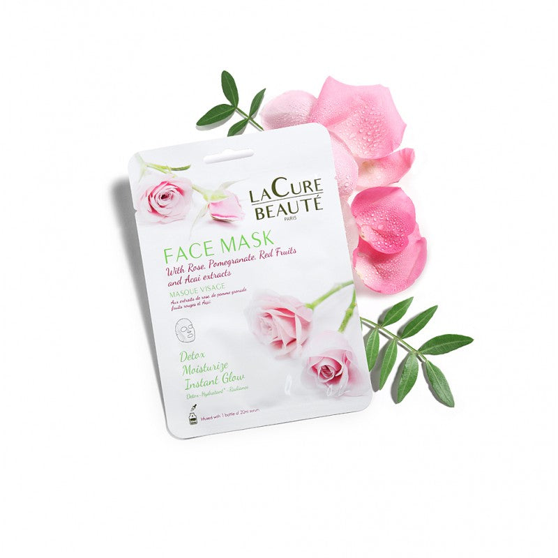 La Cure Beauté Face Mask x3
