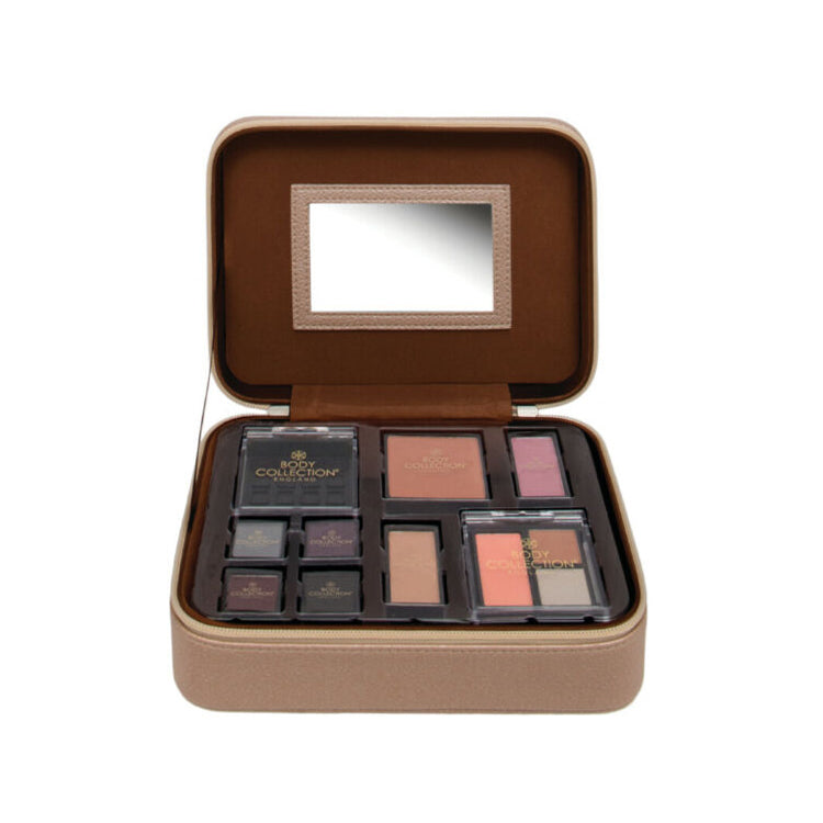 Body Collection Beauty Case with Cosmetics