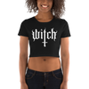 WITCH Croped Tee