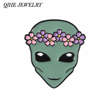Alien Flower Crown