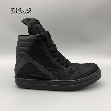 Black Street high tops