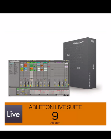 Ableton Live + Waves + Max for Live