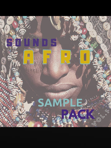 AFRO SOUND SAMPLE PACK VOL.1