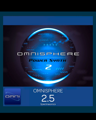 SPECTRASONICS OMNISPHERE 2.6.2c For Mac and Windows