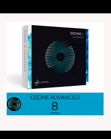 Ozone 8 Advance Aax, Vst
