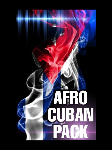 AFRO CUBAN SAMPLE PACK VOL.1
