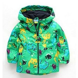 Fantastico Unisex Winter Baby Jacket