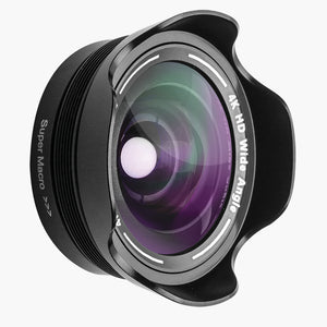 Pro Snap - 2-in-1 Lens Set - Black