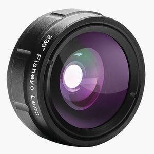 Pro Snap - 5-in-1 Lens Set - Black