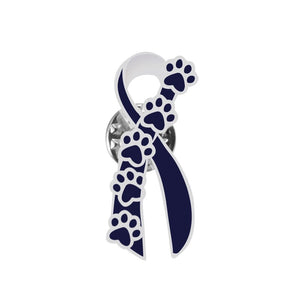 Animal Paw Print Support Pin