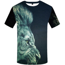 Load image into Gallery viewer, Cool Animal-faced Tees for Men - Short Sleeve