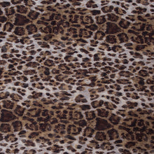 Load image into Gallery viewer, Sophisticated Leopard Animal Print Infinity Scarf