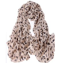 Load image into Gallery viewer, Adorably Sweet, Soft, Chiffon Cat Scarf
