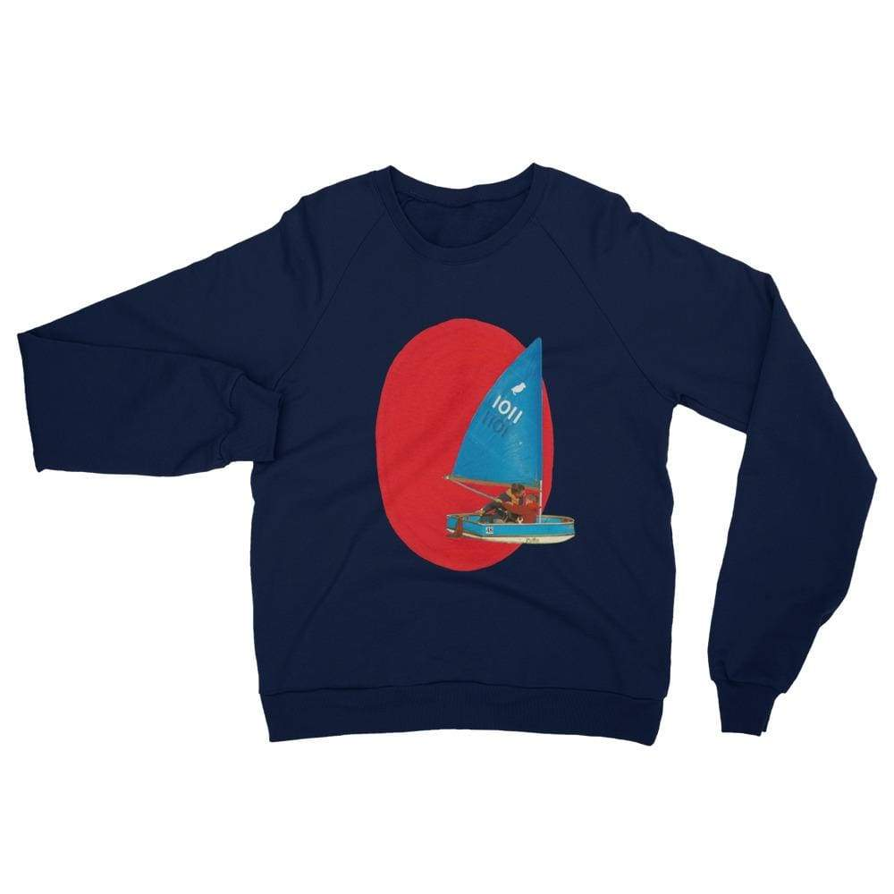 Boat ride - Navy / XS - Fleece Sweater