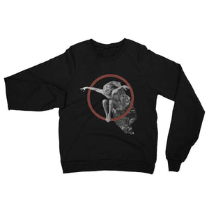 Enter the void - Black / XS - Fleece Sweater