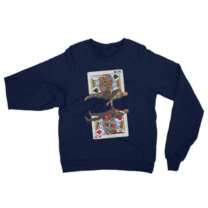 Kings apart - Navy / XS - Fleece Sweater
