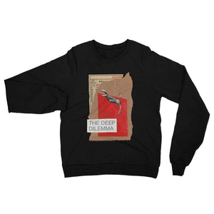 The deeper dilemma - Black / XS - Fleece Sweater