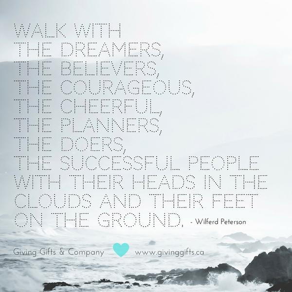 Walk With The Dreamers - The Entrepreneurial Cycle