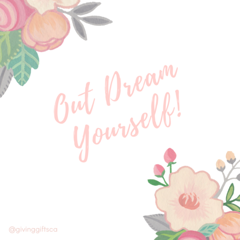 Out Dream Yourself!