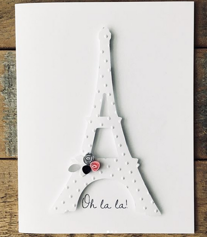 A Paper Life Eiffel Tower