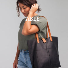 ABLE bags