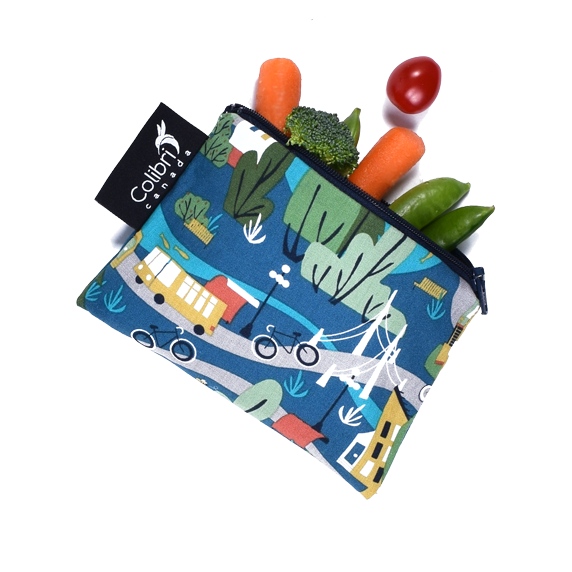 Small Snack Bag - Urban Cycle