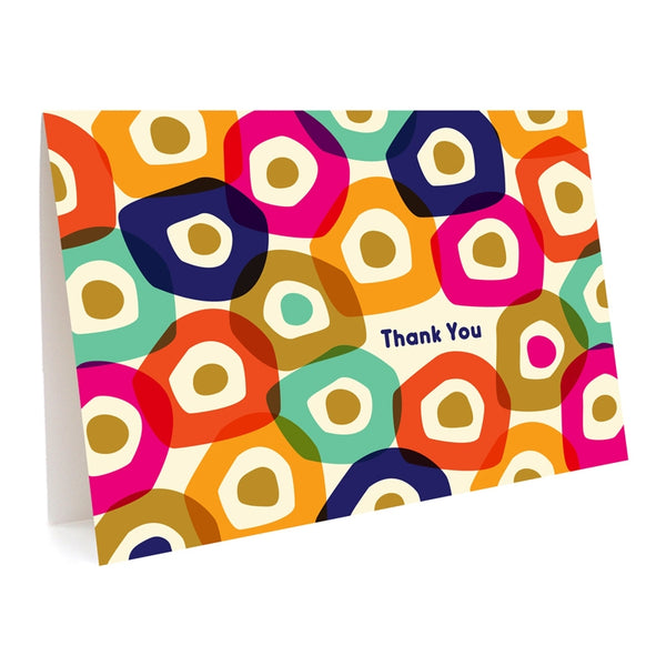 Gummy Dots Thank You Cards - Boxed Set