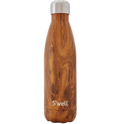 S'well Bottle -  17oz Teakwood
