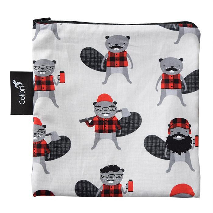 Large Snack Bag - Beavers