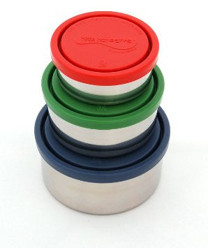 U Konserve - Round Nesting Containers