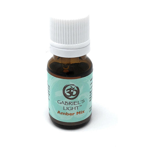 Amber Mix - Pure Essential Oil