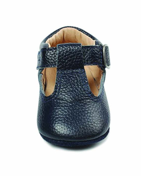 Aston Baby Shoes - Navy