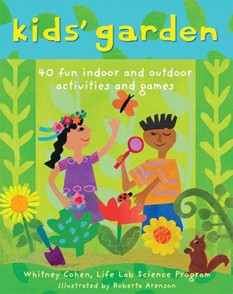 Kids' Garden by Barefoot Books