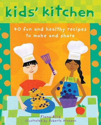 Kids' Kitchen by Barefoot Books