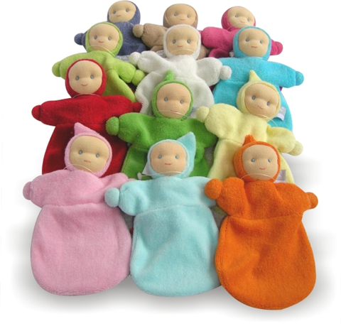 Peppa Organic Bonding Dolls - Baby Belle