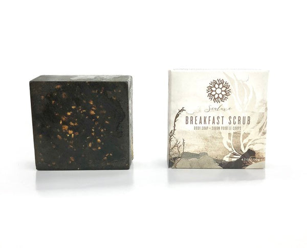 Breakfast Scrub Bar Soap