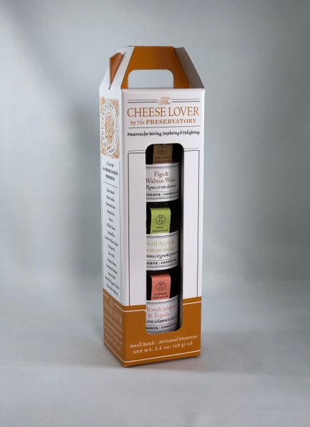 The Cheese Lover Gift Pack