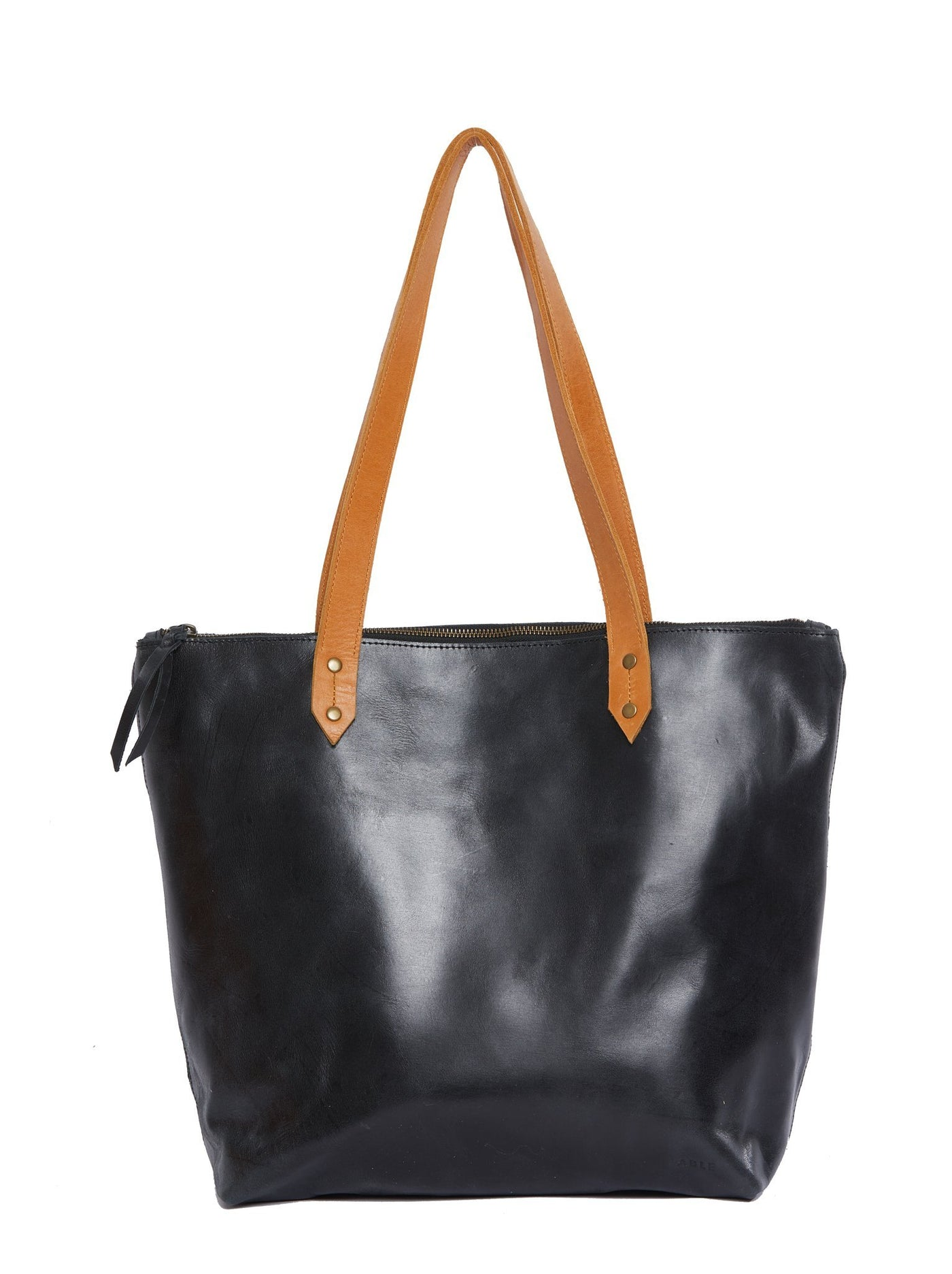 ABLE - Chaltu Top Zip Rivet Tote