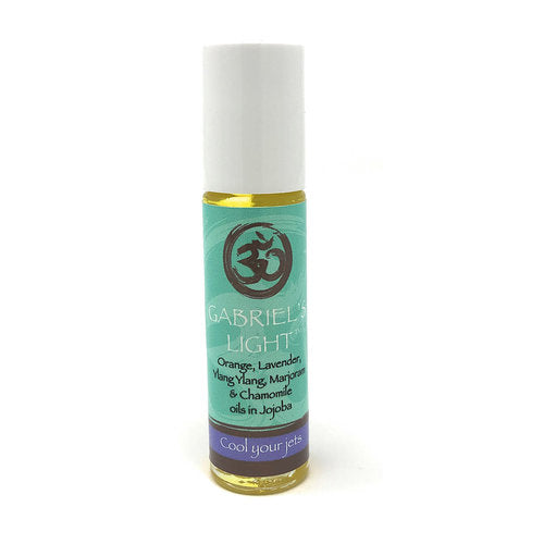 Cool Your Jets - Essential Oil Roll-On