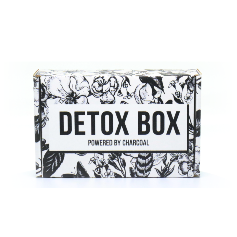 Detox Box Care Set -  Peregrine for Men