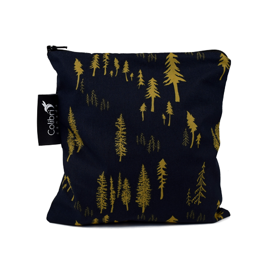 Large Snack Bag - Forest