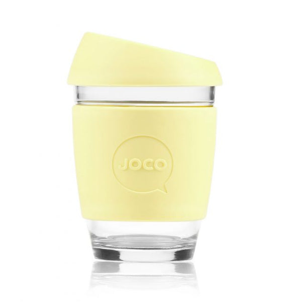 12oz Joco Cup - Custard