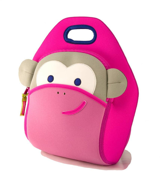 Blushing Monkey Lunchbag